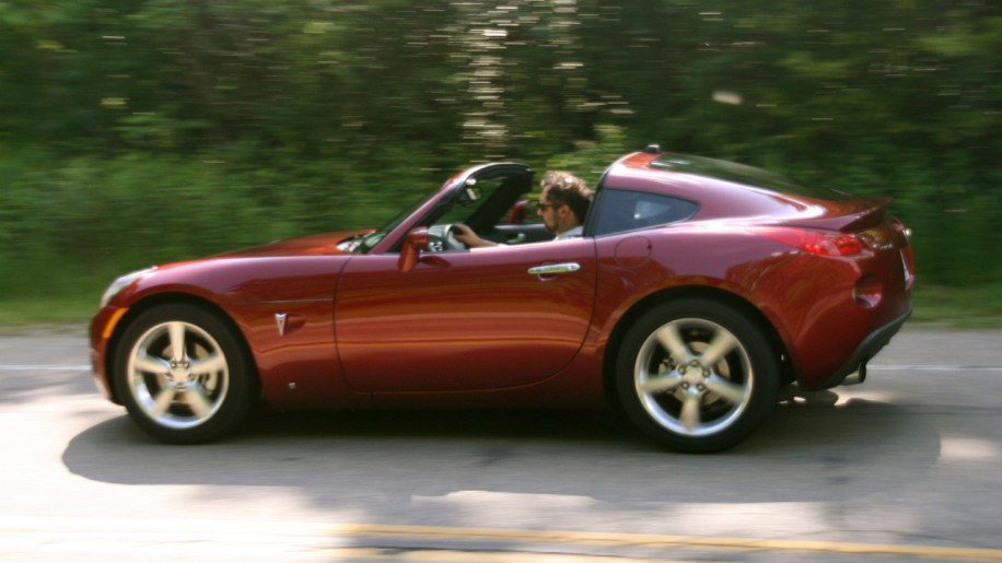 Pontiac Solstice Review Autos Post