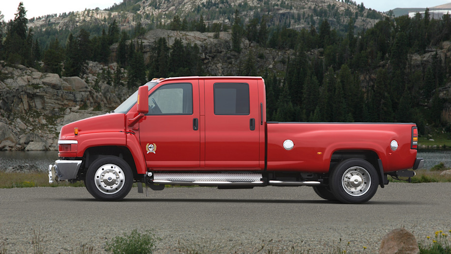 Chevy Kodiak Pickup >> GM stops trying to sell medium duty truck line, will cease production of Chevy Kodiak and GMC ...