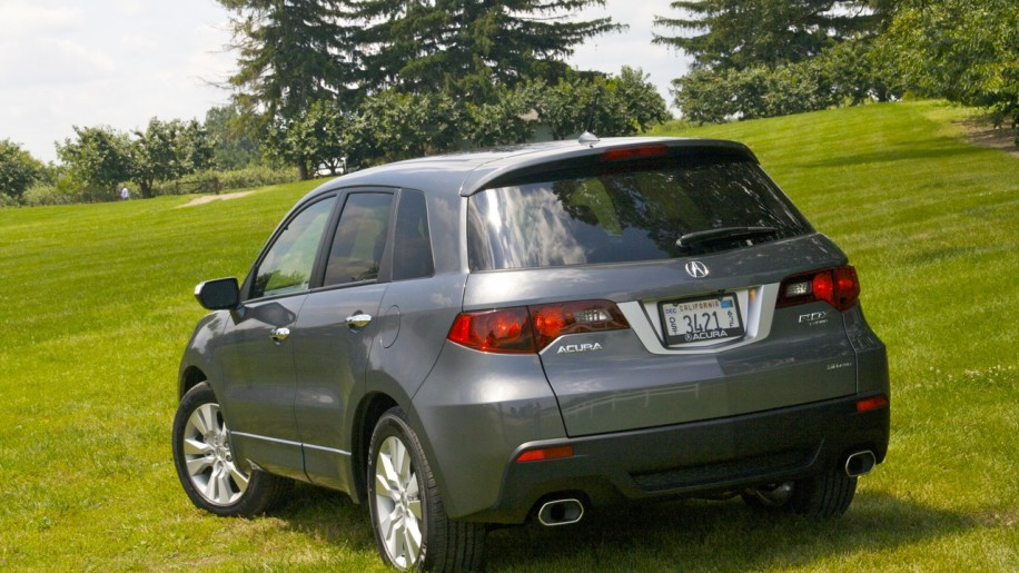 2010 Acura RDX Base 4dr Allwheel Drive Specs and Prices