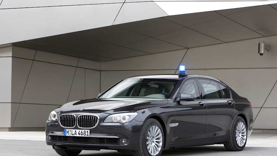 Keeping up with the House of Saud: BMW 7 Series High Security - Autoblog