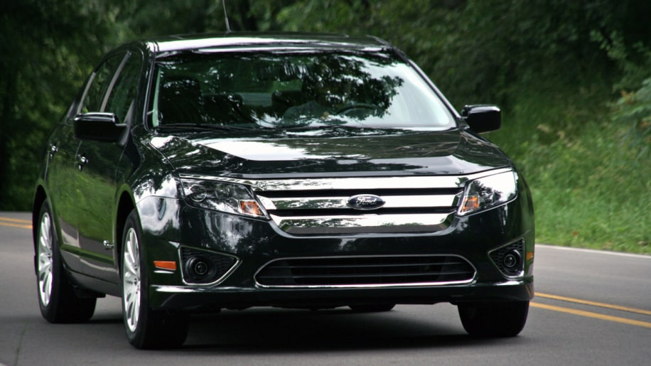 2013 ford fusion hybrid to get up to 48 mpg city autoblog. Cars Review. Best American Auto & Cars Review