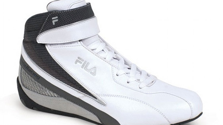 fila shoes from 1995 chevy truck