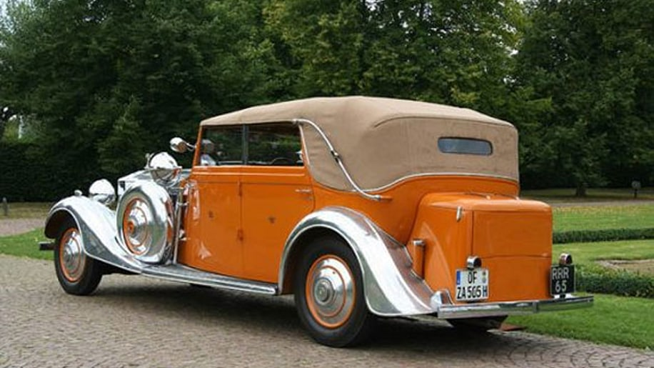 Rolls Royce Star Of India To Go On Auction For 10 000 000