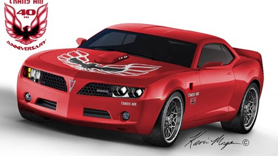 confirmed phoenix trans am conversion kit coming for. Black Bedroom Furniture Sets. Home Design Ideas