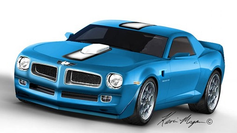 confirmed phoenix trans am conversion kit coming for camaro autoblog. Black Bedroom Furniture Sets. Home Design Ideas