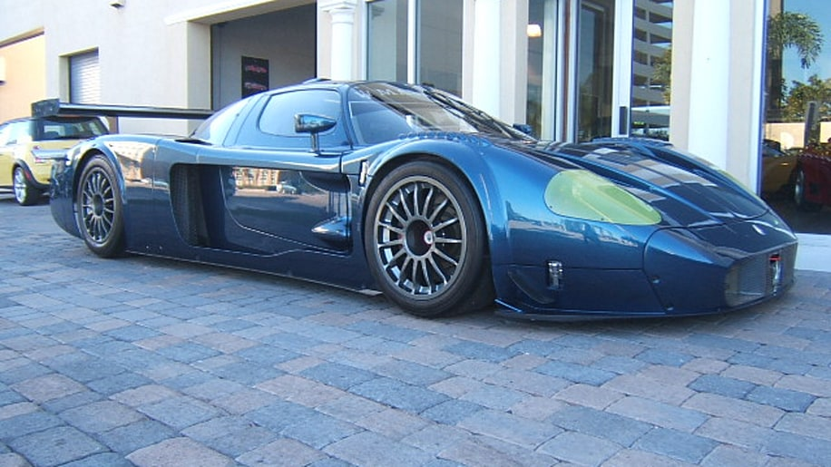 maserati mc12 corsa 3 on ebay photo gallery autoblog. Black Bedroom Furniture Sets. Home Design Ideas
