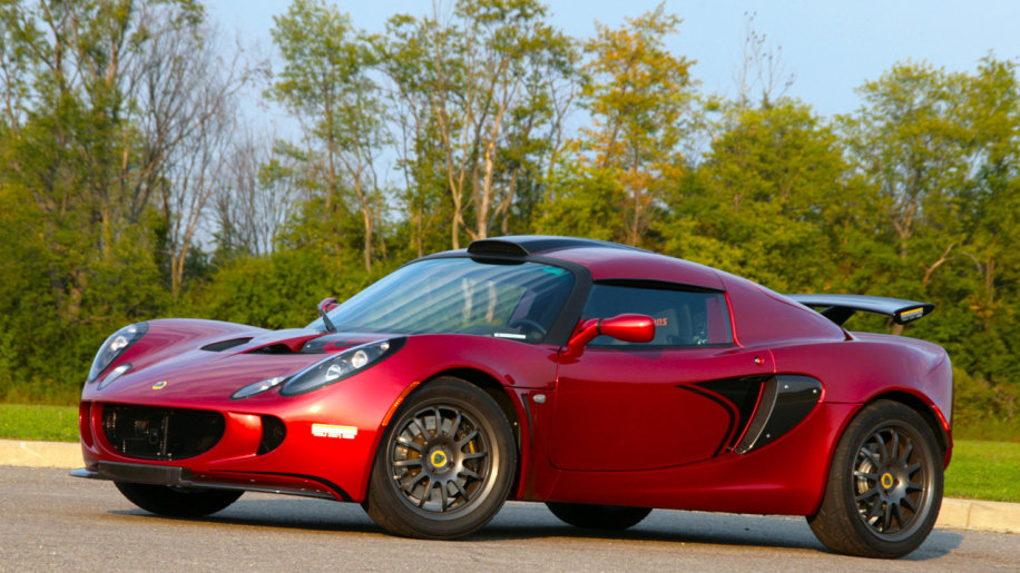 Review 2009 Lotus Exige S 260 offers even more power and