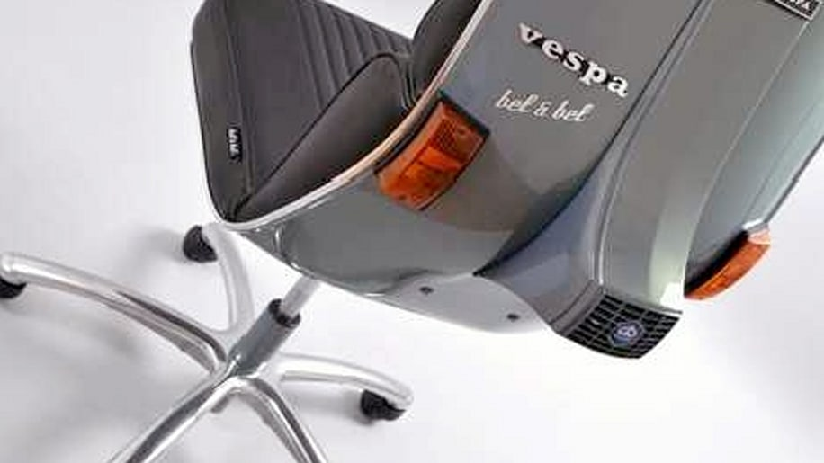 recycled vespa office chairs. slide324174 recycled vespa office chairs e