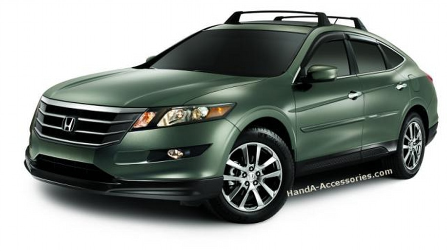 honda crosstour accessories photo gallery autoblog. Black Bedroom Furniture Sets. Home Design Ideas