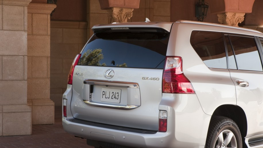 advanced prv all lexus releases new gx suv offers power and the luxury