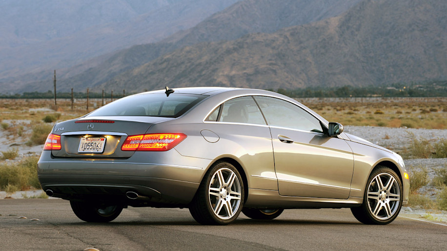 review 2010 mercedes benz e350 coupe is a worthy. Black Bedroom Furniture Sets. Home Design Ideas