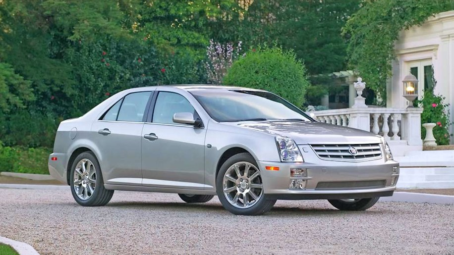 2005-Present Cadillac STS
