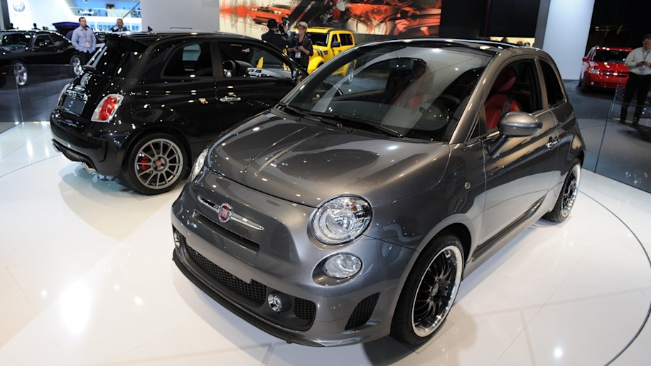 Fiat 500 Abarth SS And BEV Photo Gallery Autoblog