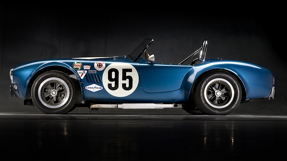1964 Shelby Cobra Factory Race Car Up For Sale At Amelia