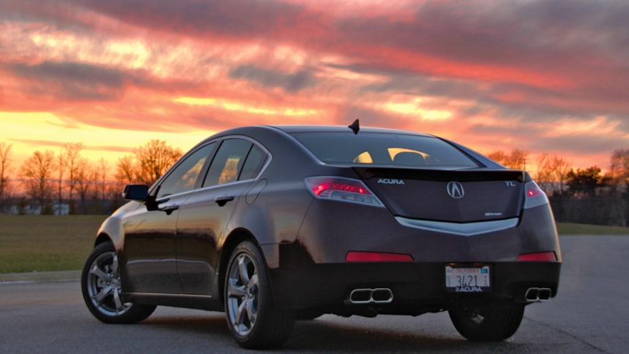 Review 2010 Acura Tl Sh Awd 6mt Is A Mouthful Not A