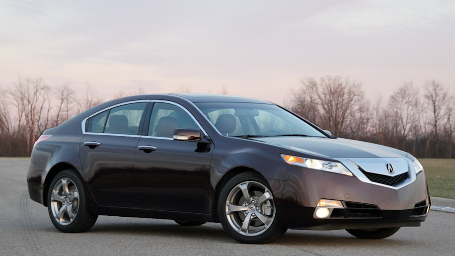 acura tl awd 2010 review