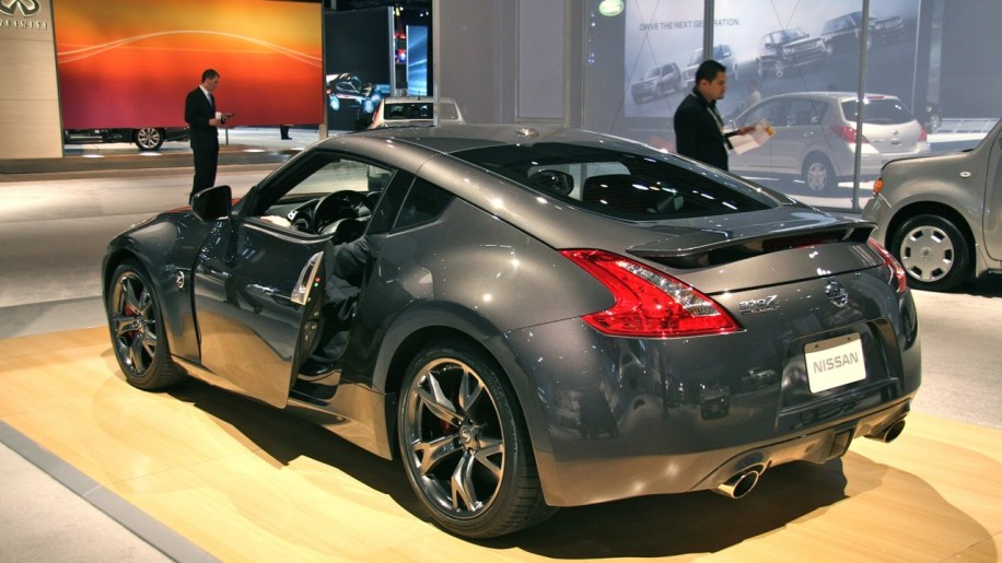 Chicago 2010: Nissan 370Z 40th Anniversary Edition unveiled with no ...