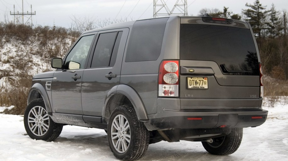 vehicle used review of rover expert landrover land