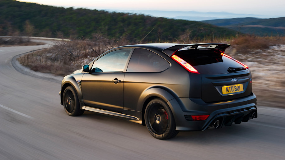 2015 ford focus rs to get five doors, turbo four and active noise