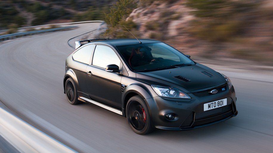 ford focus rs    doors turbo   active noise cancellation autoblog