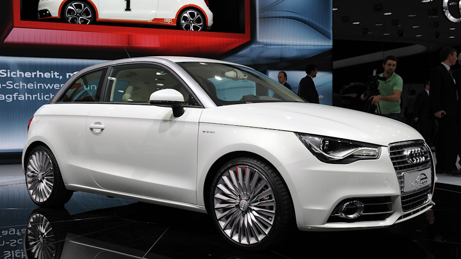 audi a1 e tron powered by uqm powerphase electric motor autoblog. Black Bedroom Furniture Sets. Home Design Ideas