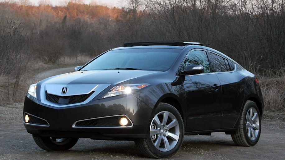 review 2010 acura zdx is a space challenged oddity autoblog. Black Bedroom Furniture Sets. Home Design Ideas