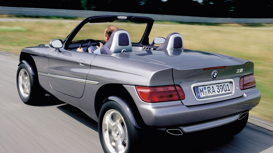 bmw 39 s forgotten concept cars autoblog. Black Bedroom Furniture Sets. Home Design Ideas