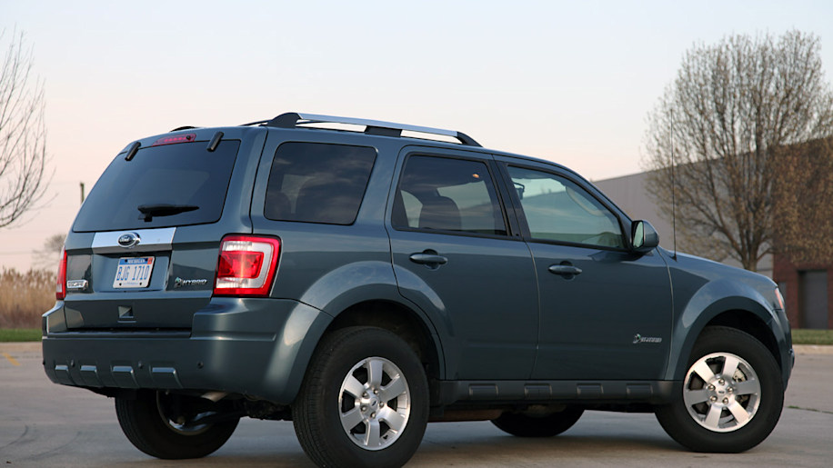 review 2010 ford escape hybrid photo gallery autoblog. Black Bedroom Furniture Sets. Home Design Ideas