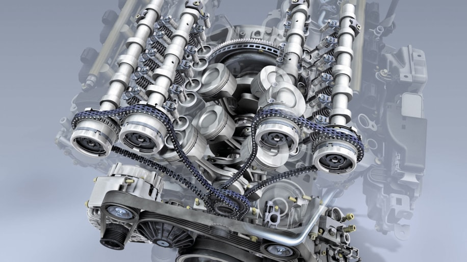 Officially official the new direct injected multi spark for Mercedes benz v8 engines