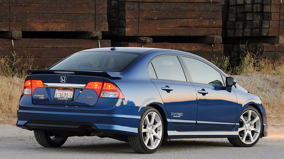 2010 Honda Civic Review Autoblog