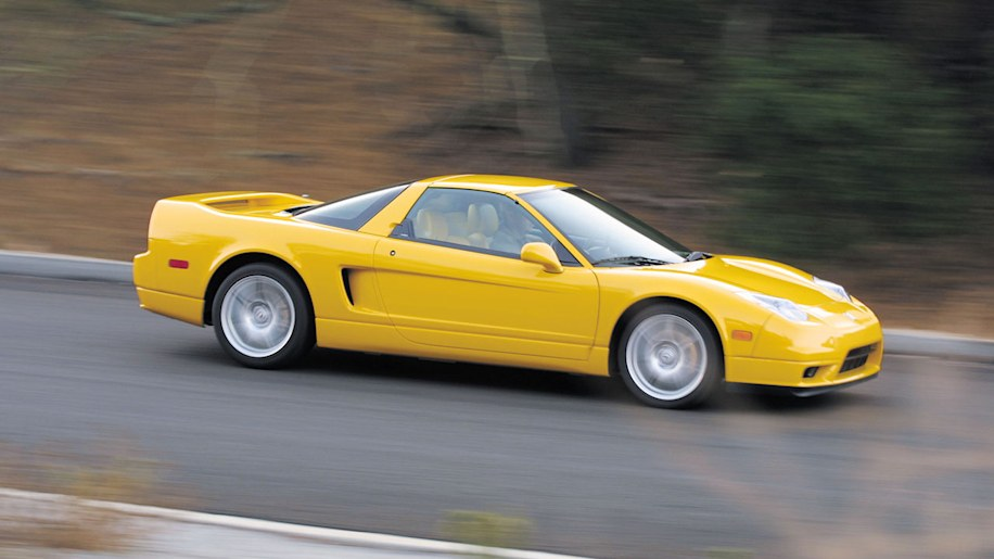 reliving the acura nsx debut 25 years later autoblog