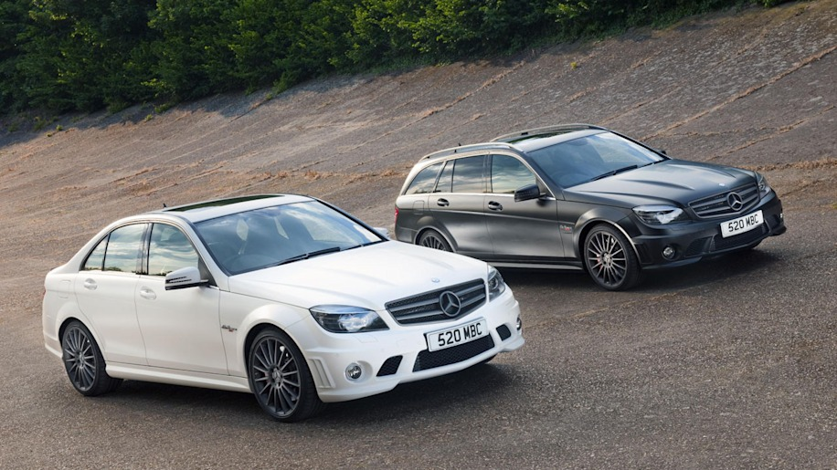 Mercedes benz c63 amg goes to the matte with dr 520 for Mercedes benz brooklands