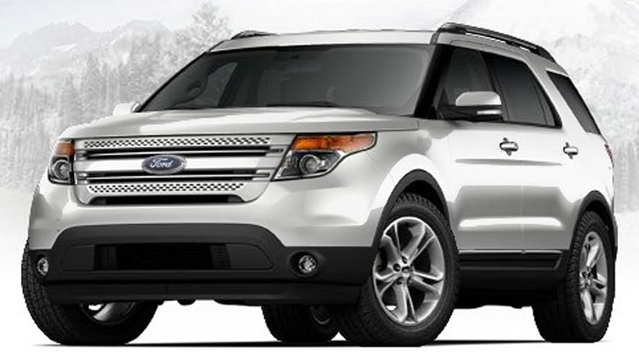 2011 ford explorer colors photo gallery - autoblog