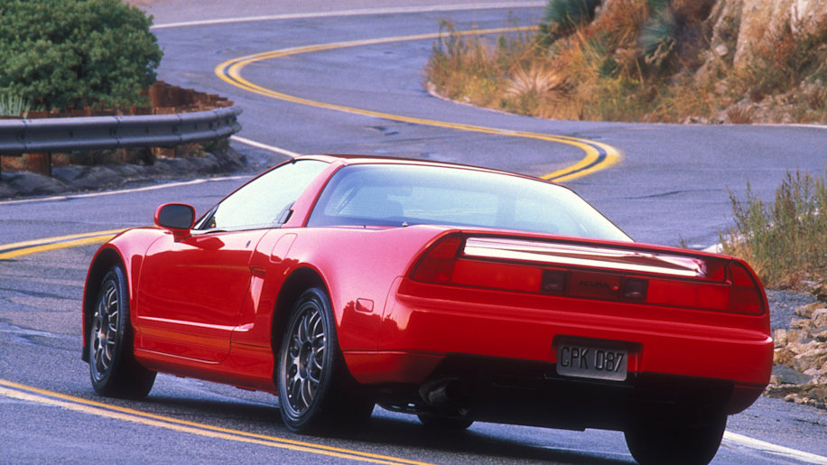 Reliving the Acura NSX debut, 25 years later - Autoblog