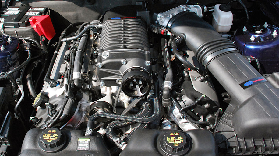Ford Racing 2011 Mustang Supercharger Photo Gallery - Autoblog