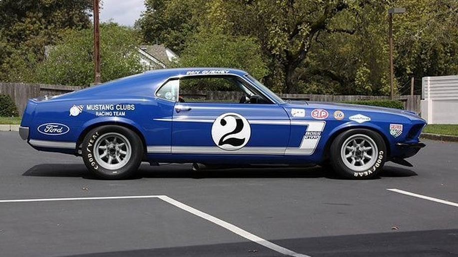 1969 ford boss 302 team shelby trans am mustang photo. Black Bedroom Furniture Sets. Home Design Ideas