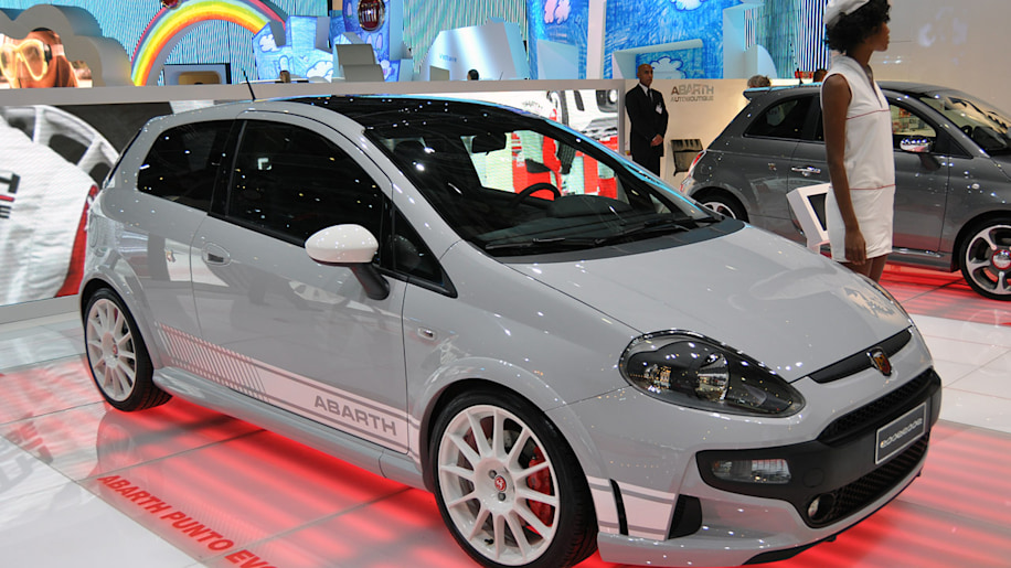 Paris 2010: Arbath Punto Evo esseesse