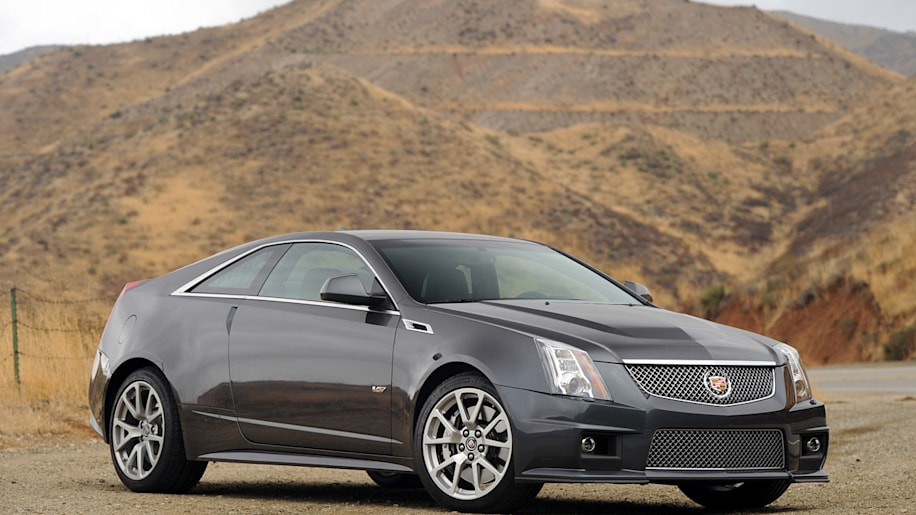 2011 cadillac cts v coupe review photo gallery autoblog. Black Bedroom Furniture Sets. Home Design Ideas