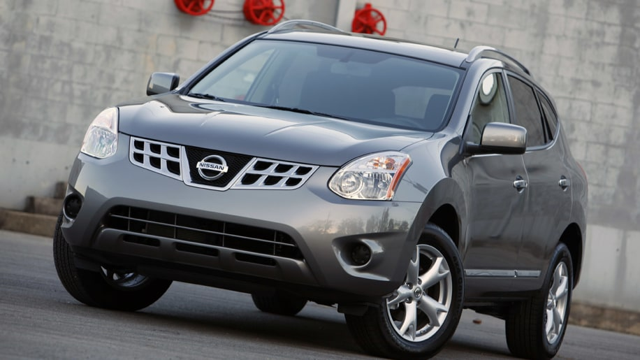 2011 Nissan Rogue S 4dr Allwheel Drive Information