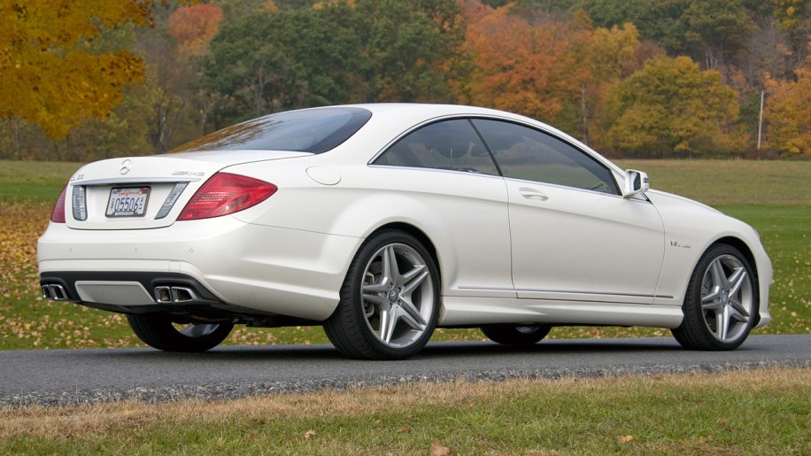 First drive 2011 mercedes benz cl63 amg autoblog for 2011 mercedes benz s65 amg for sale