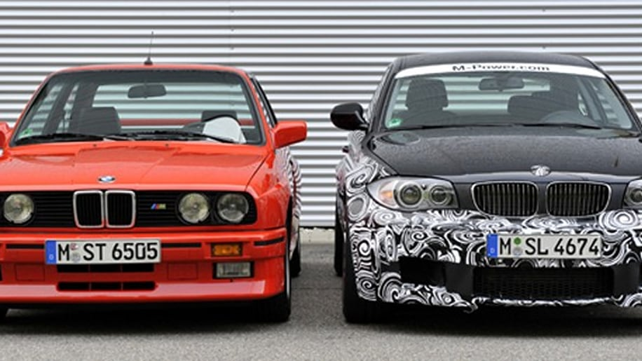Bmw 1m Coupe Teasers Photo Gallery Autoblog