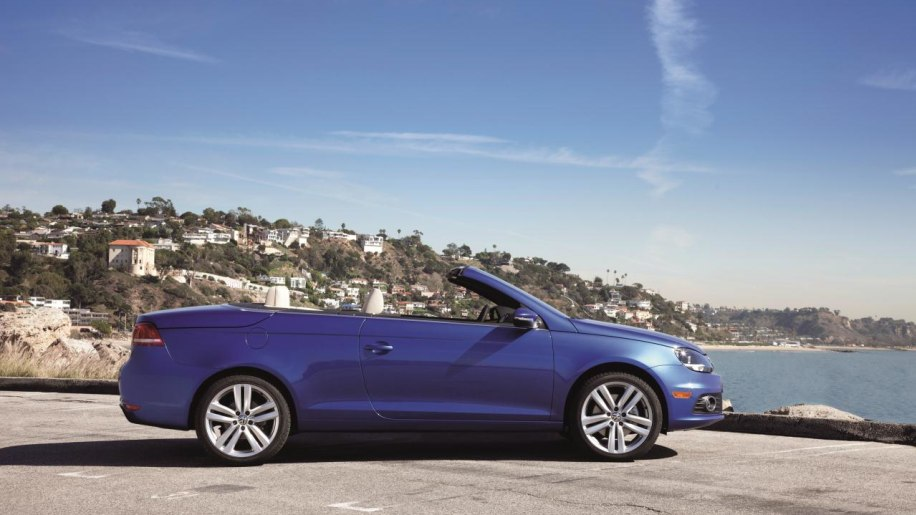 Volkswagen Eos Won T Be Replaced Golf Cabriolet Possible