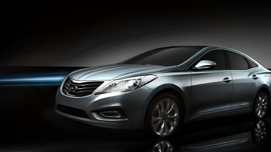 2012 hyundai grandeur azera renderings photo gallery. Black Bedroom Furniture Sets. Home Design Ideas