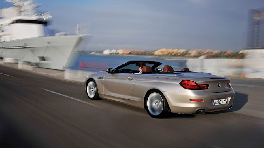 2012 BMW 650i Convertible A No Show In LA