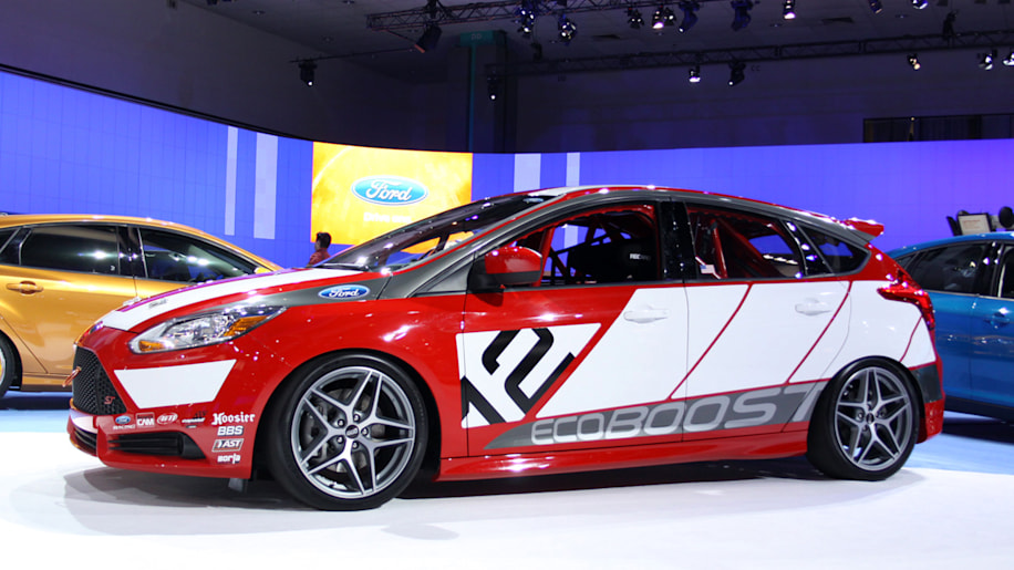 ... Ford Focus race car concept. slide-263352. slide-263353 & LA 2010: Focus Race Car Concept is the future of Ford racing ... markmcfarlin.com