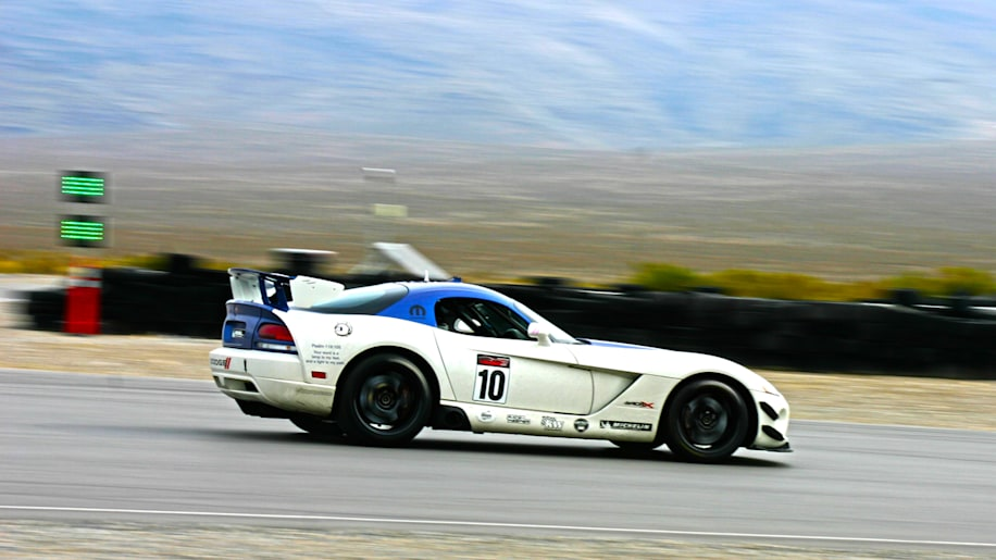 Dodge Viper Cup Finale Weekend