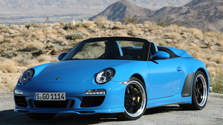 2011 porsche 911 speedster first drive photo gallery. Black Bedroom Furniture Sets. Home Design Ideas