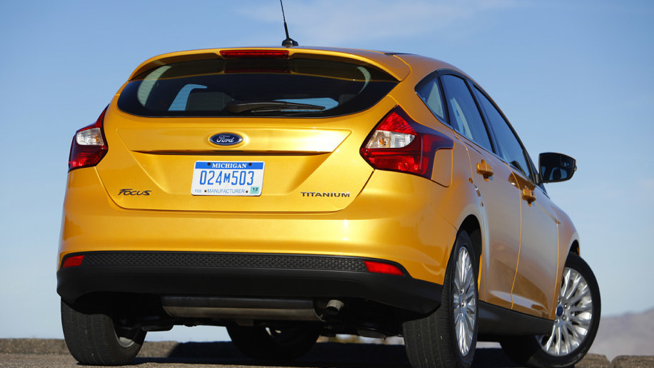first drive: 2012 ford focus - autoblog