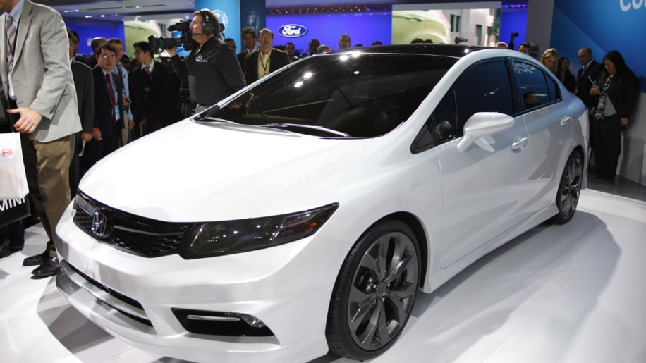 2012 Honda Civic Concept