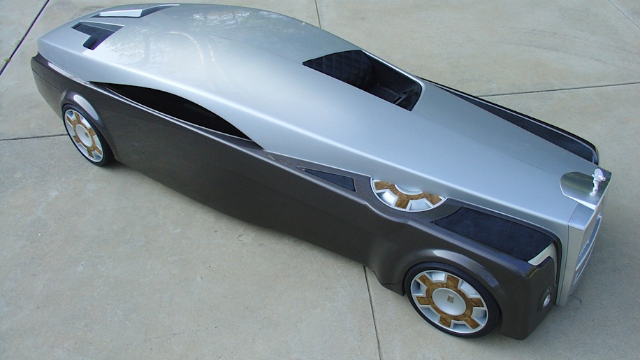Rolls-Royce Apparition concept messes with our heads - Autoblog